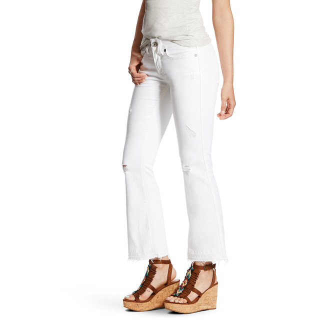 Ariat Women's Cropped Jeans