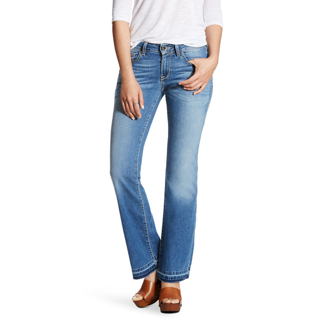 Ariat cropped jeans