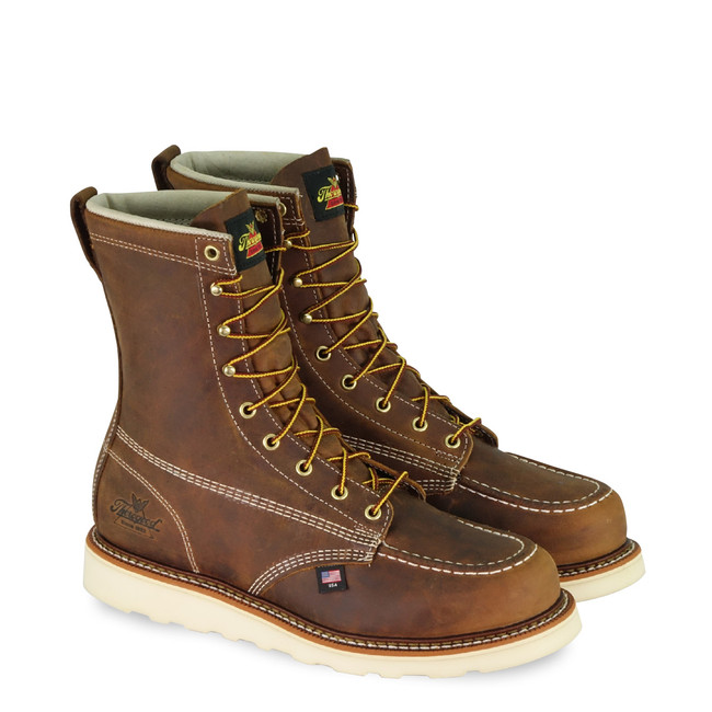 Thorogood Steel Toe Work Boots