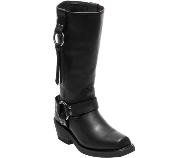 womens harley boots