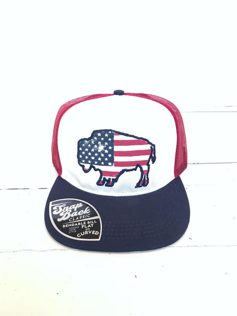 American Buffalo Hat