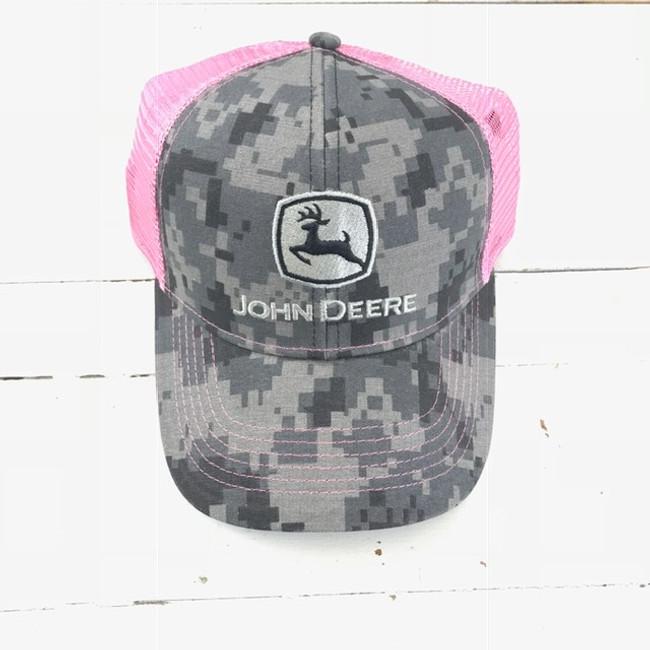digi camo john deere hat