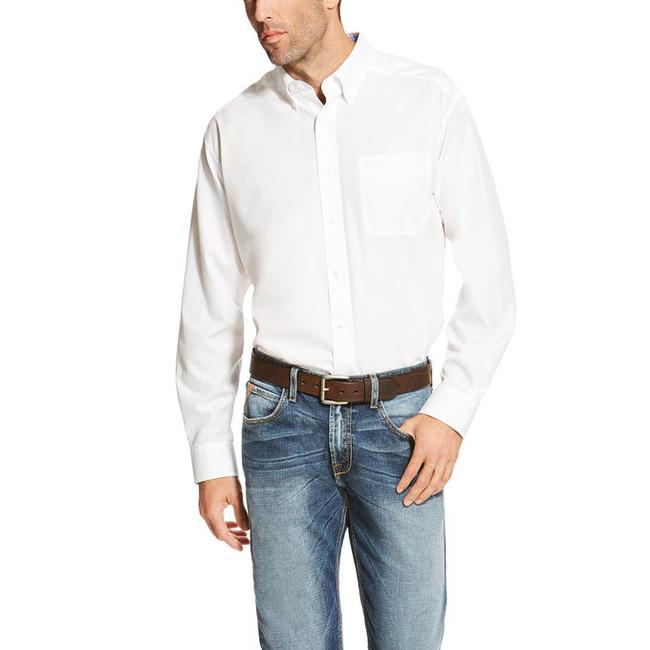 ariat wrinkle free shirt