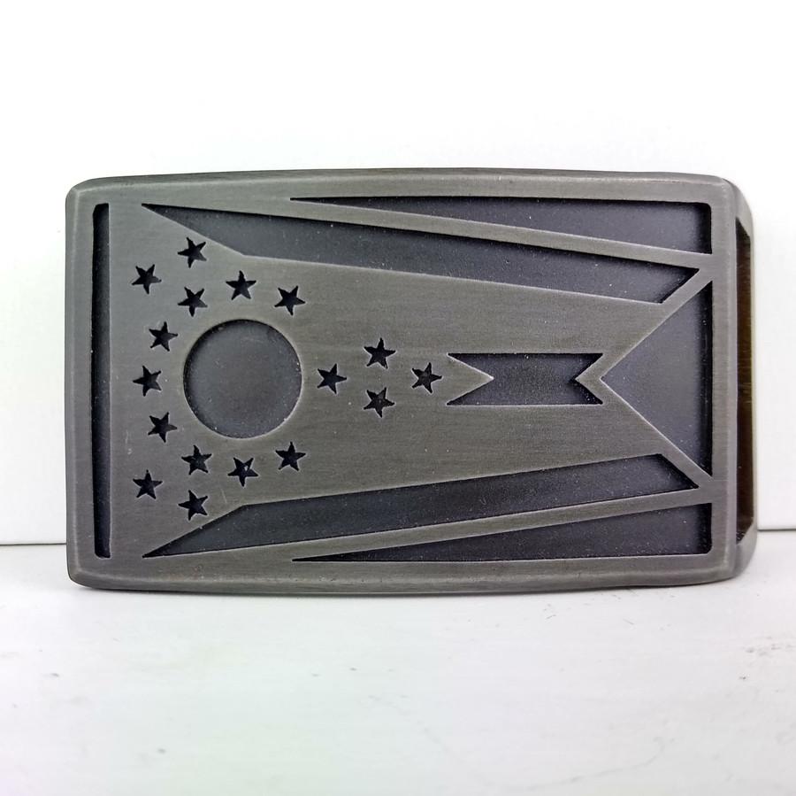 Ohio Buckle Gunmetal