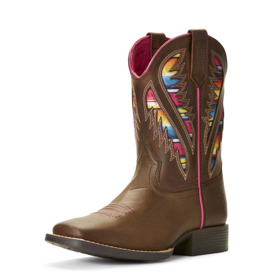 venttek ariat boots kids