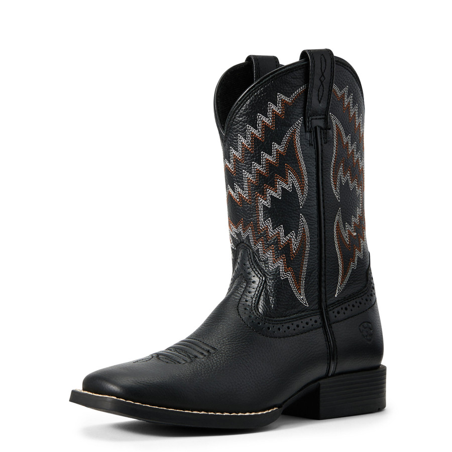 ariat kids boots