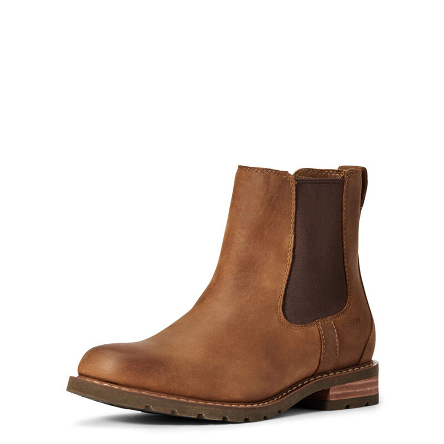 waterproof woman's chelsea boots