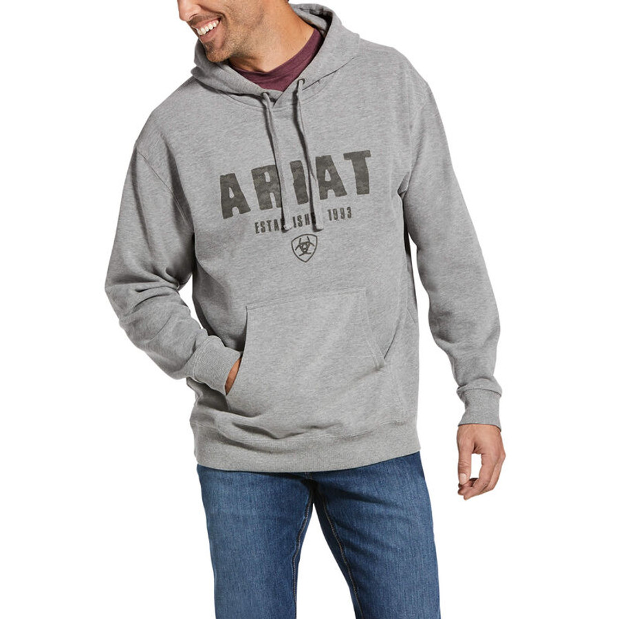 men's ariat sweatshirt