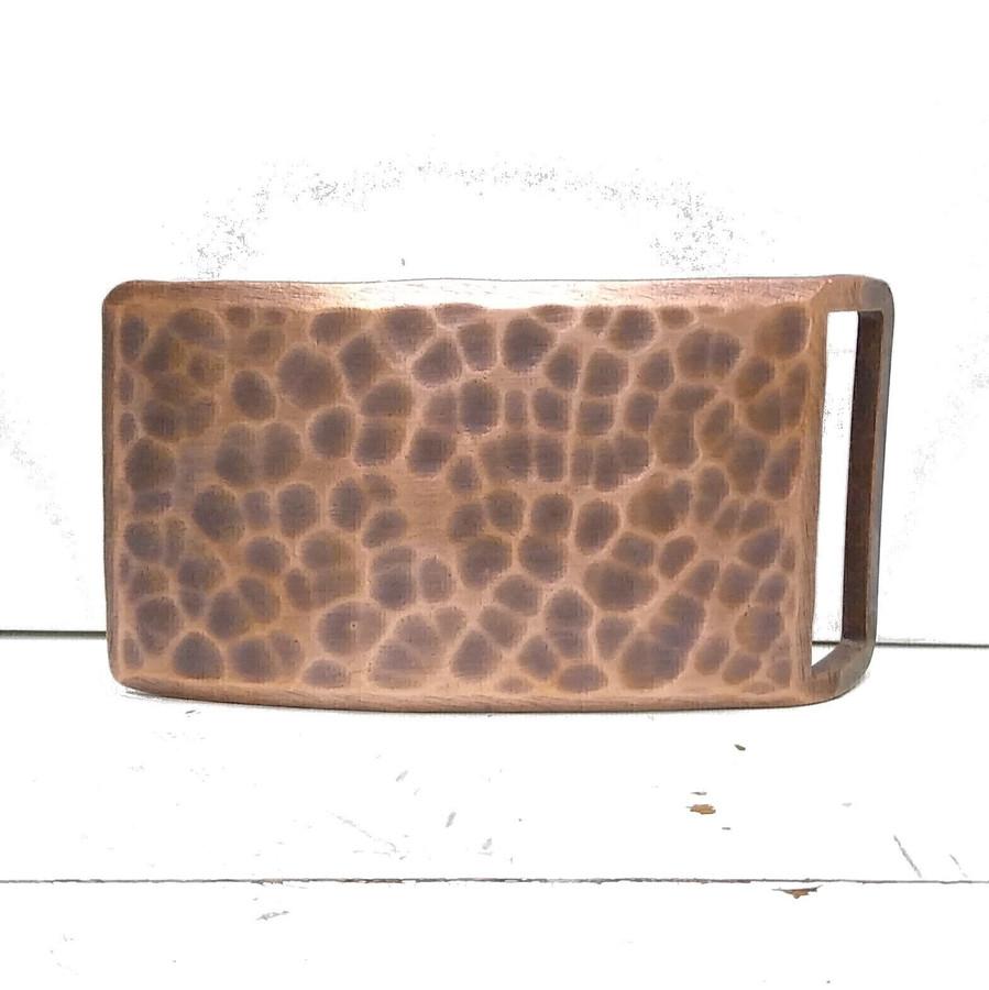 copper belt buckle