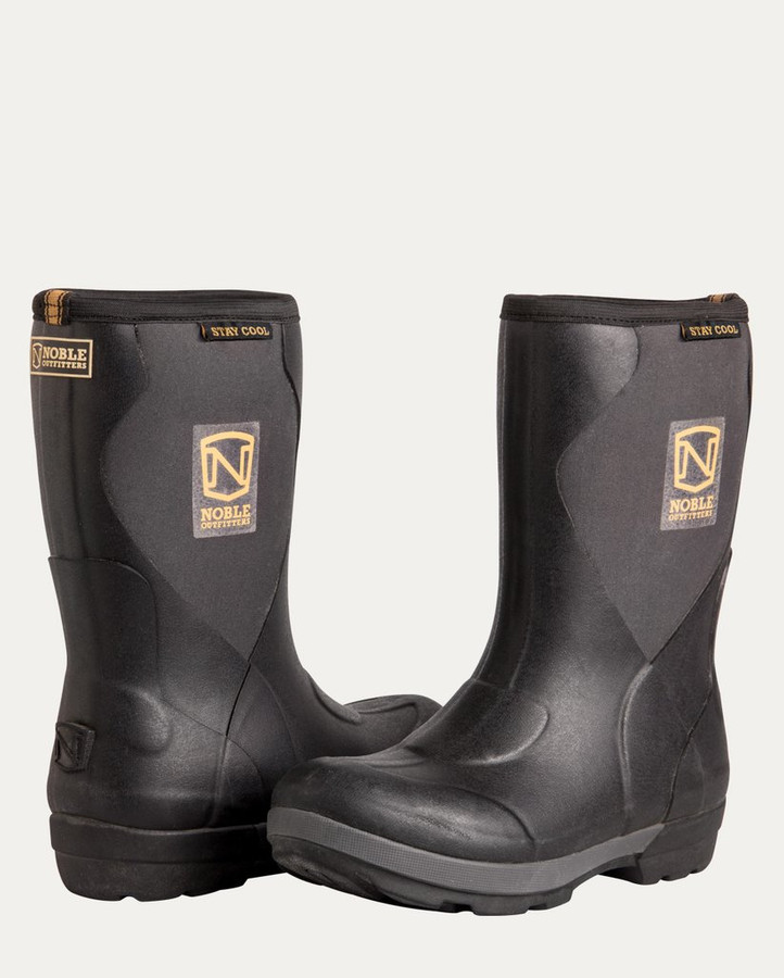 MUDS Stay Cool Women's Mid in Black from Noble Outfitters