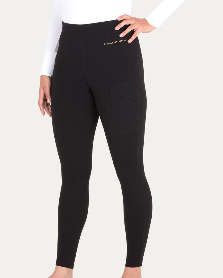 Black Balance Legging by Noble Outfitters
