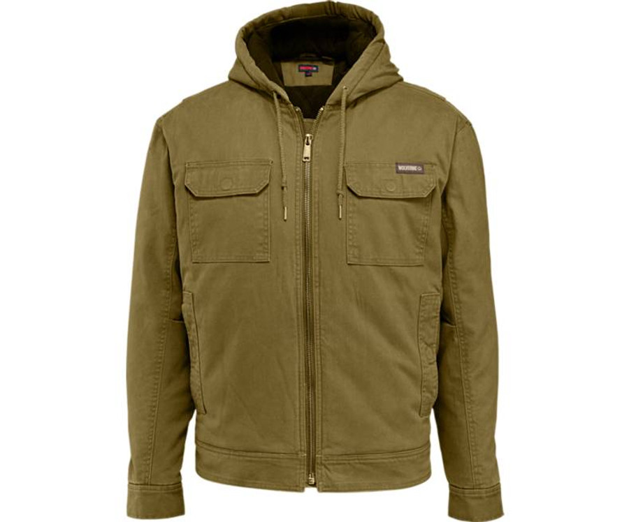 Canvas Work Coat by Wolverine