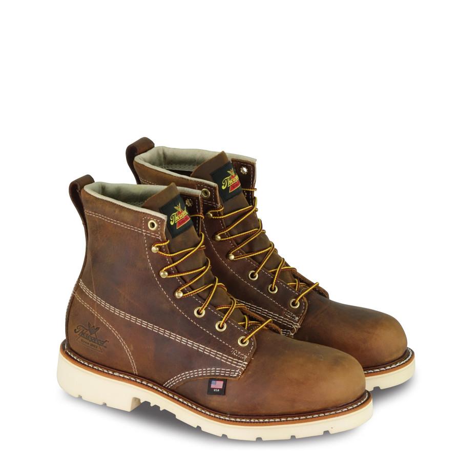 Thorogood Steel Boots