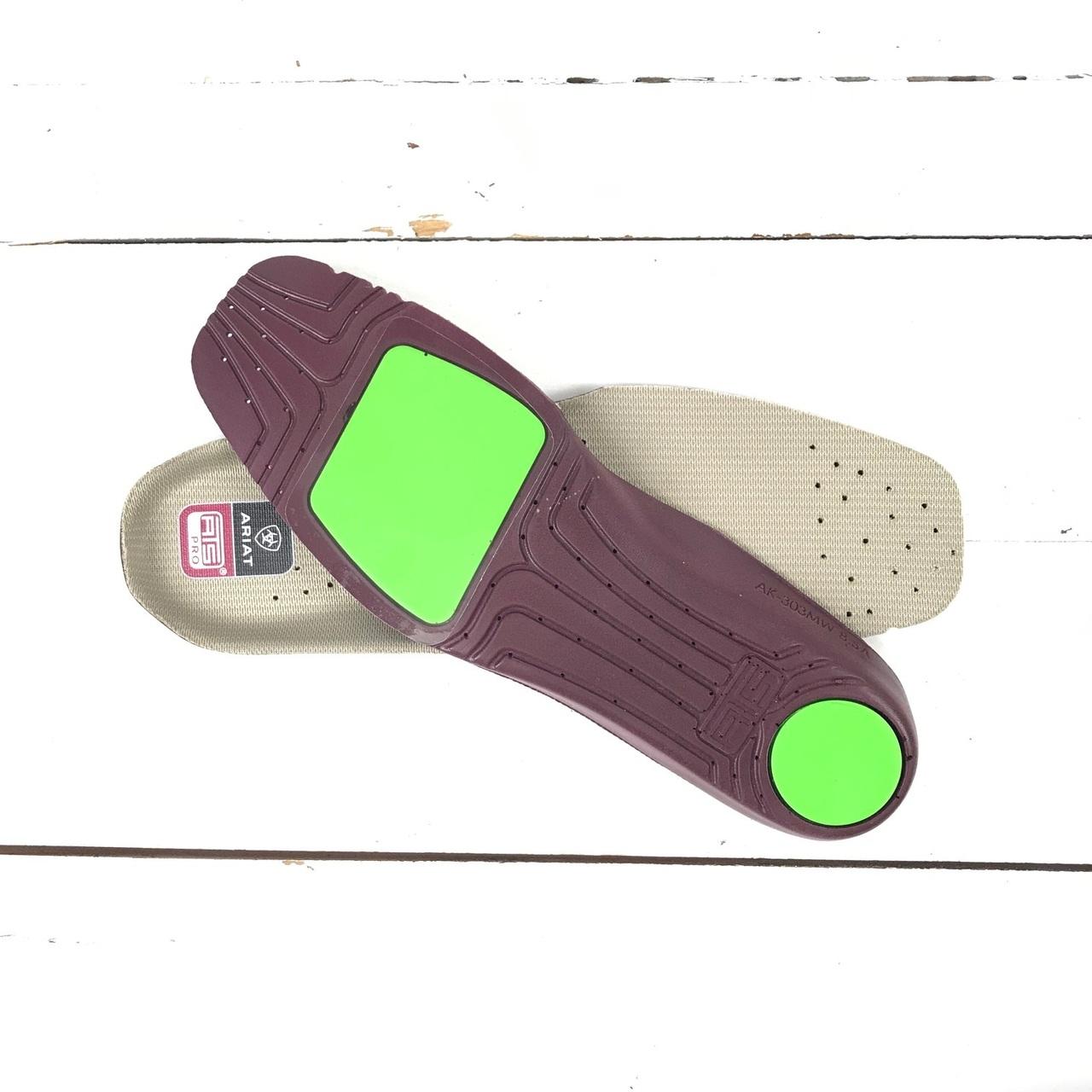 1ed7d1d7363 Men's ATS®Pro Wide Square Toe Footbeds