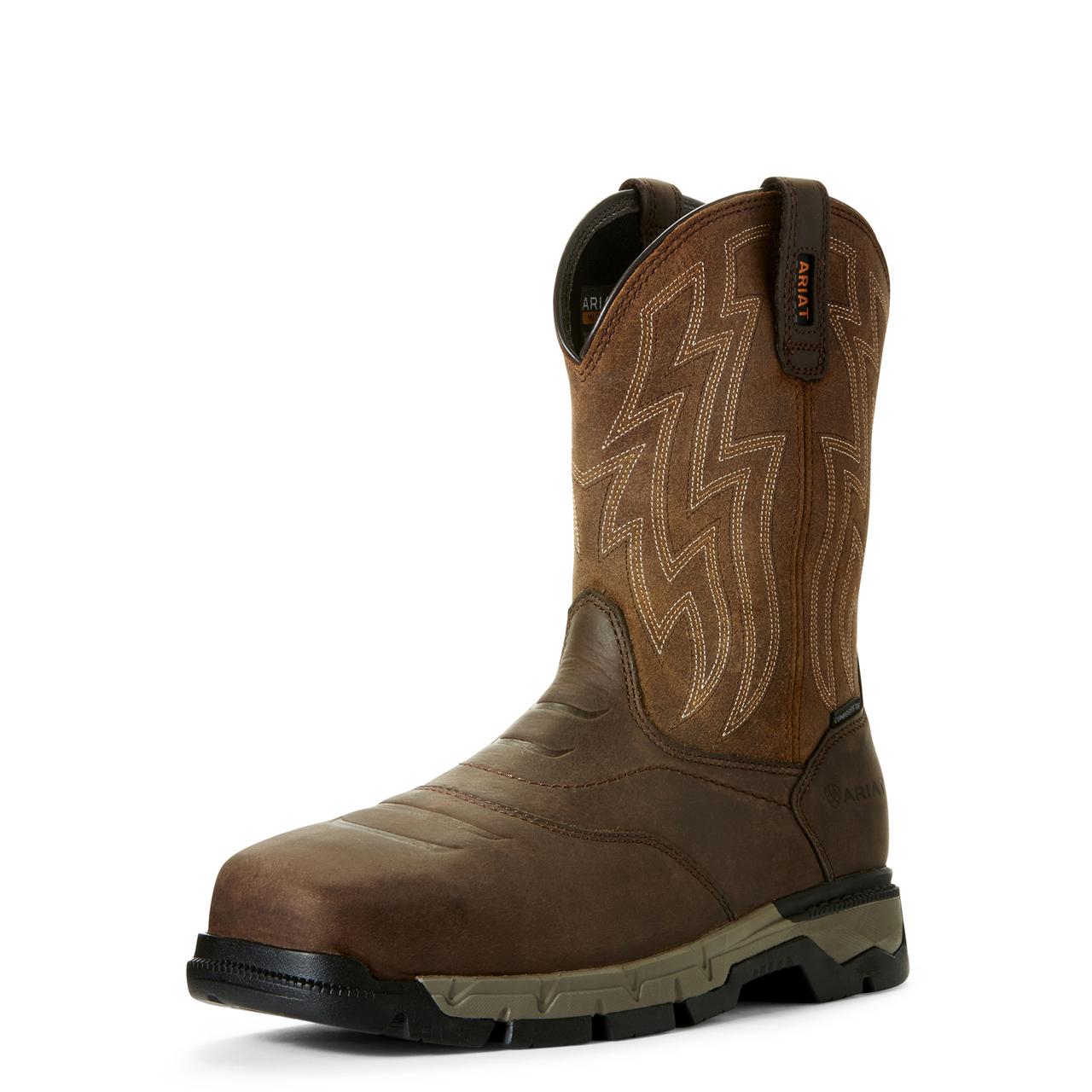 45df26627711 Rebar Flex Western CT Brown Wicker - The Boot Life