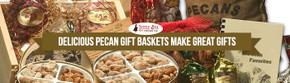 Delicious Pecan Gift Baskets Make Great Gifts