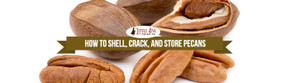 How to Shell, Crack, and Store Pecans