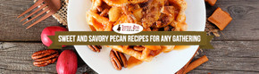 Sweet and Savory Pecan Recipes for Any Gathering