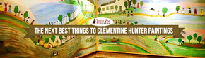 The Next Best Things To Clementine Hunter Paintings