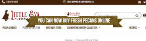 You Can Now Buy Fresh Pecans Online