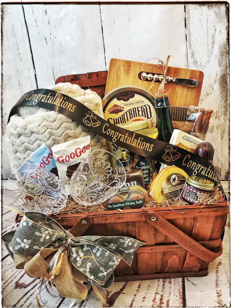 Celebration Picnic Gift Basket