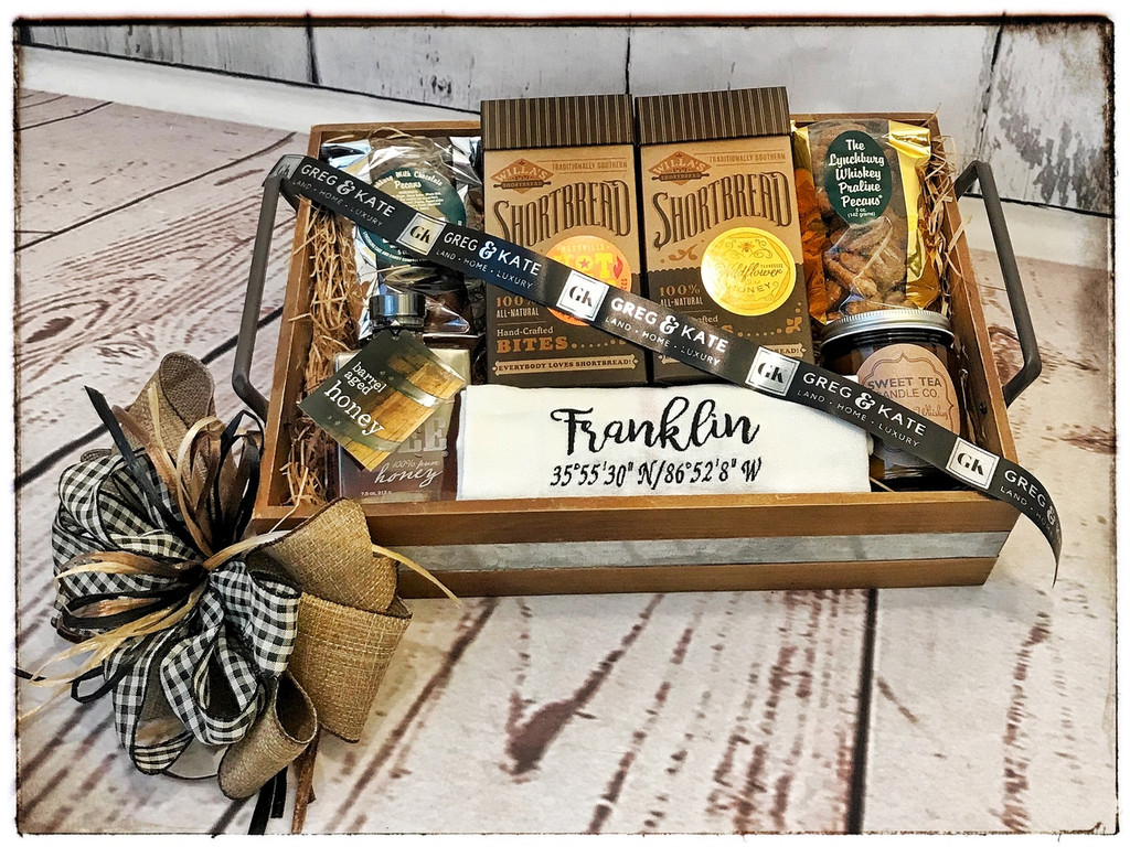 A Touch of Tennessee Large Tray