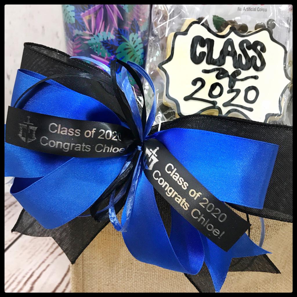 Graduation Custom Gift Basket $75