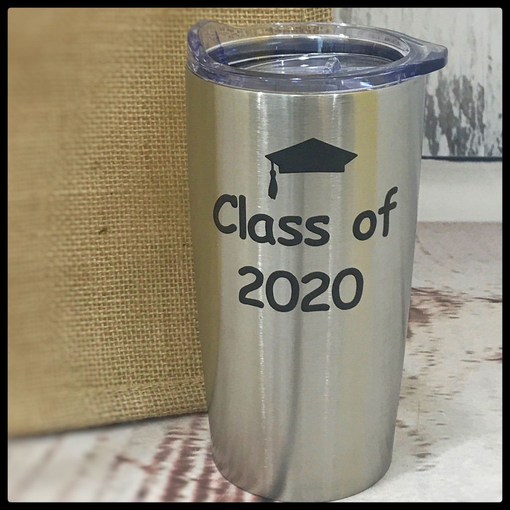 DIY Graduation Kit with Insulated Tumbler $39.99