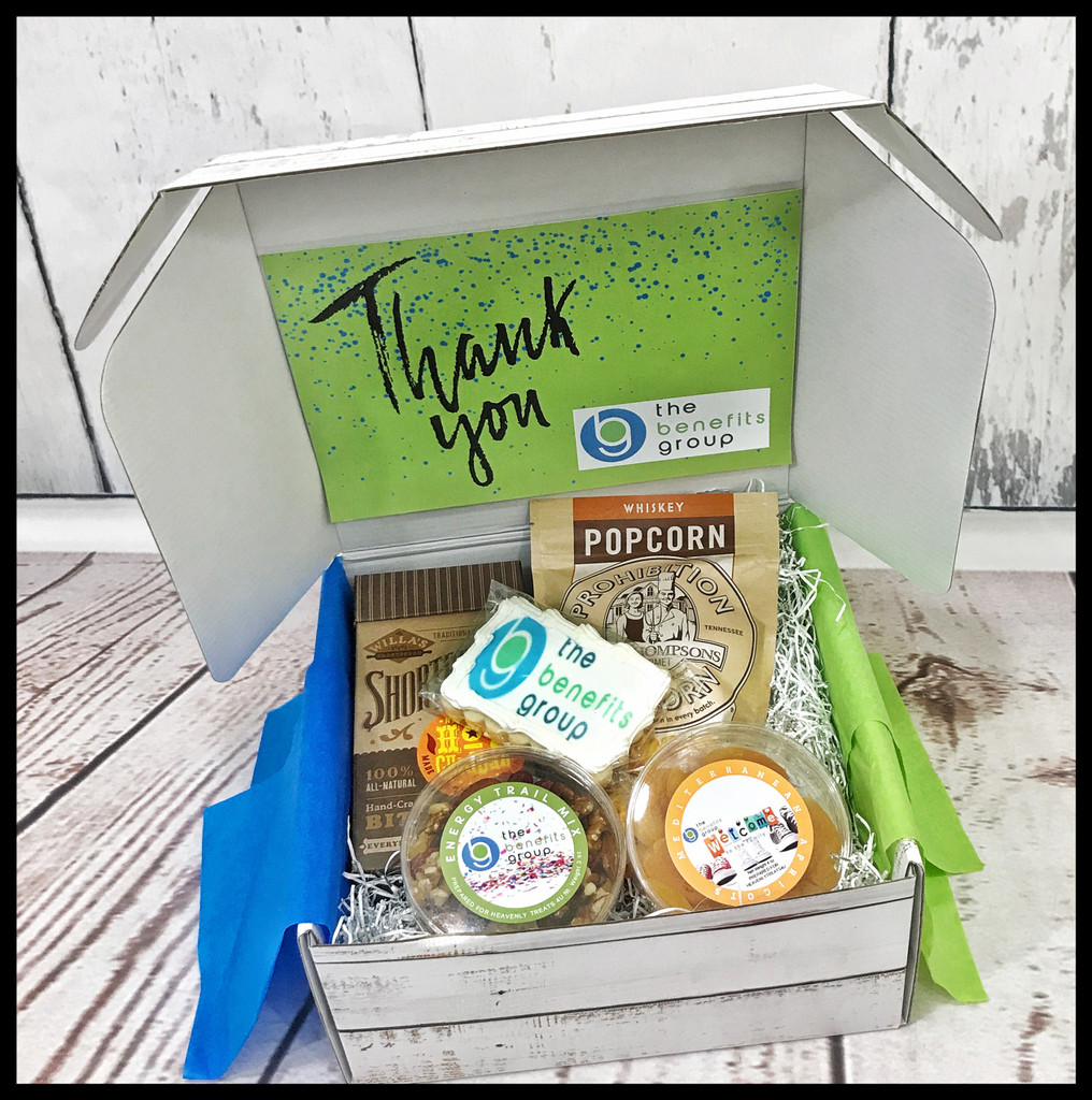 Artisan Gift Box Just Because Thinking of you