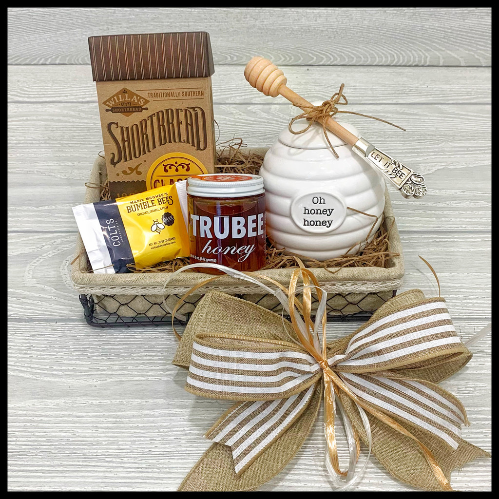 """Oh Honey""  Gift Basket"