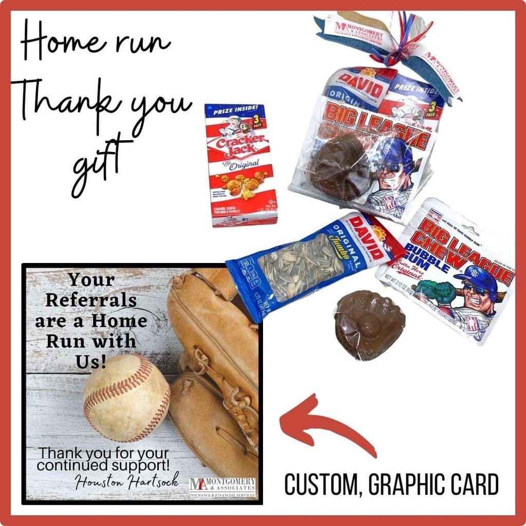 Home Run Thank You