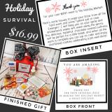 Holiday Survival Box
