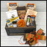 Autumn Charcuterie Gift Tray