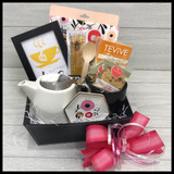 But First Tea Gift Basket