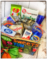 Survival Kit Gift Basket