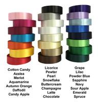 Custom Printed Ribbon 5/8 inch x 50 yards