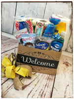 The Practical Welcome Box