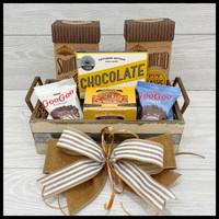 Tray of Sweetness Gift Basket
