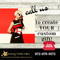 Custom Gift Option Extraordinaire