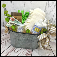 The Cozy Spa Gift Basket