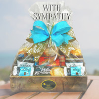 Sympathy Gift Tray