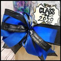 Graduation Custom Gift Basket $100