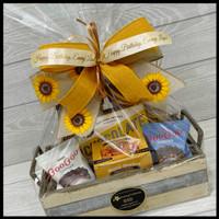 Birthday Tray of Sweetness Gift Basket