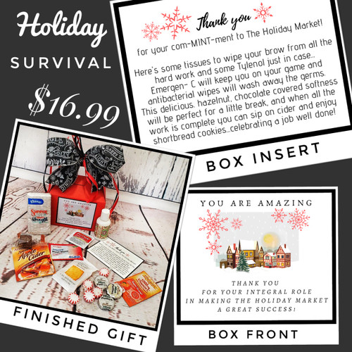 Holiday Survival Box
