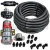 Scram Speed Carbureted Fuel System Kit #6, return-style