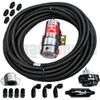 Scram Speed Carbureted Fuel System Kit #7, return-style