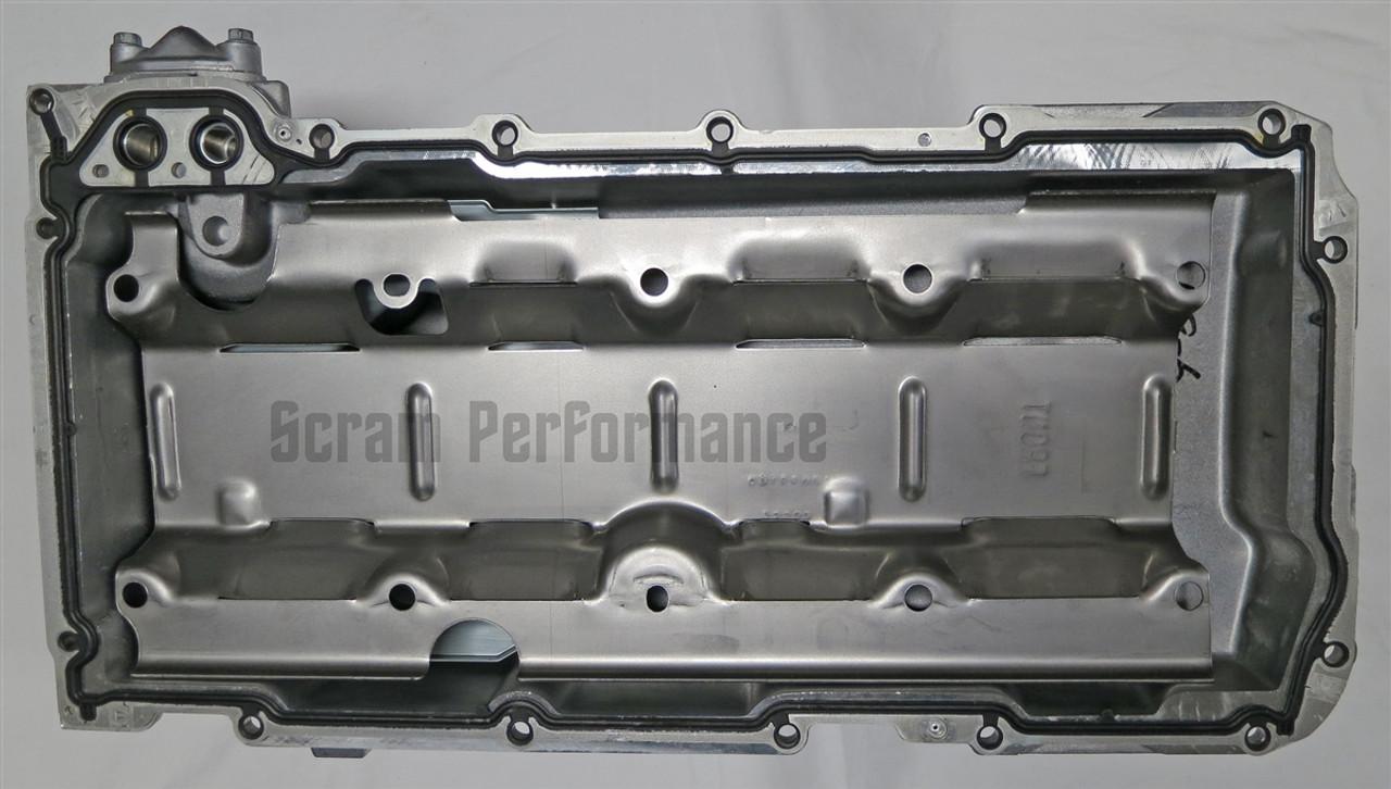 LSX to Fox Body Mustang Engine Swap Oil Pan kit