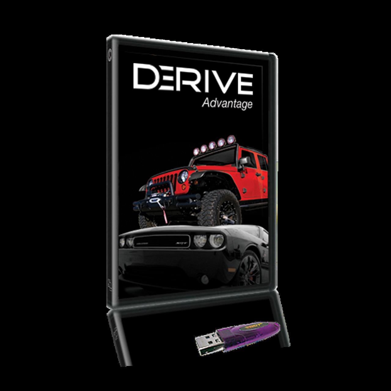 Derive Advantage Tuning Software - Mopar