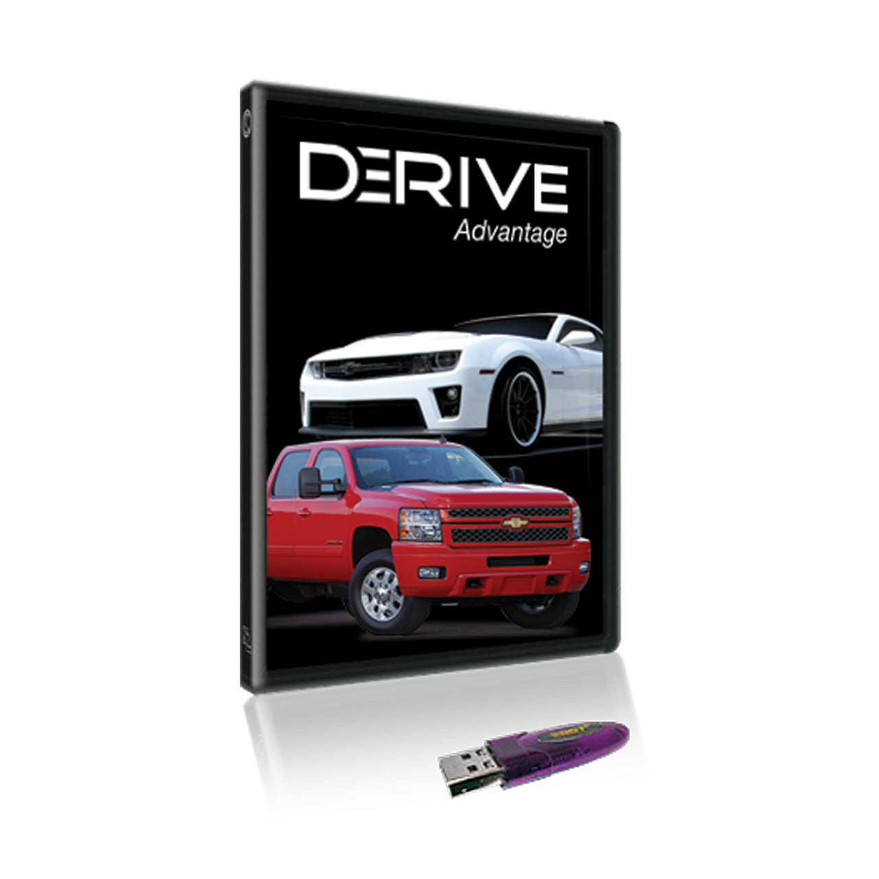 Derive Advantage Tuning Software  -GM