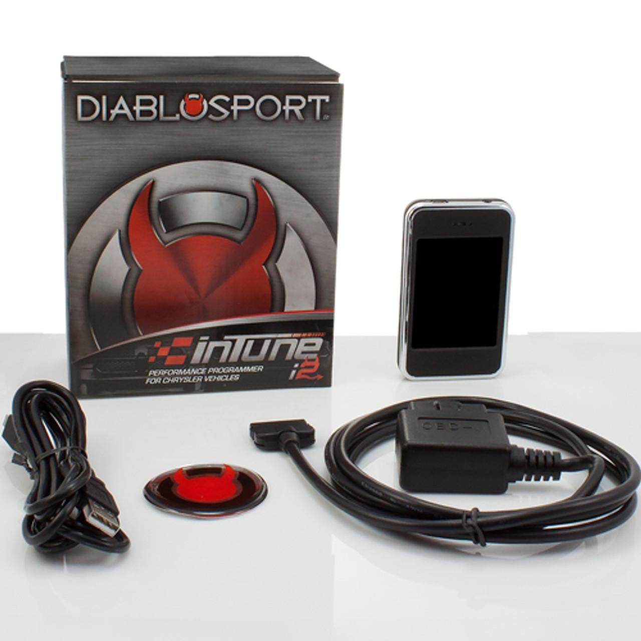 More power for your Mopar from Diablosport